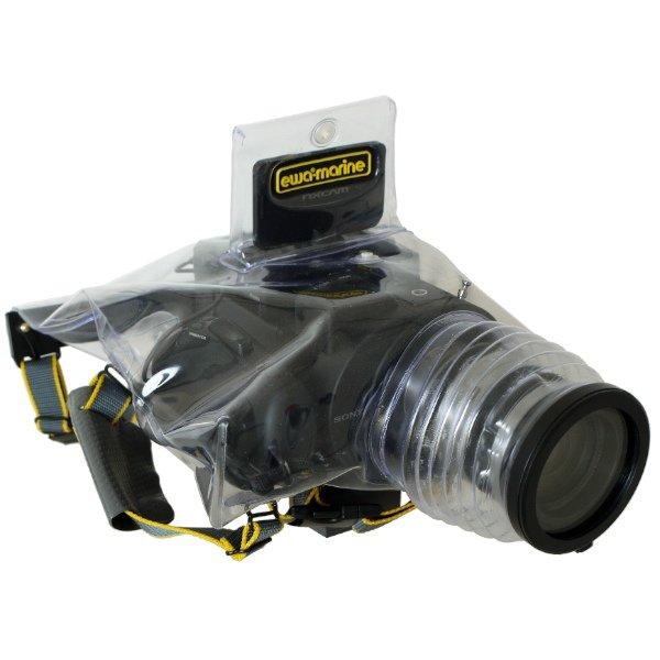 ewa-marine VFS7 underwater gousing Sony FS700